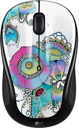 Logitech M325 Lady On Lily (910-003684)