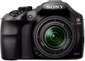 Sony Alpha a3000 Kit 18-55mm (ILCE-3000K)