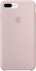Apple Silicone Case для iPhone 7 Plus Pink Sand [MMT02]