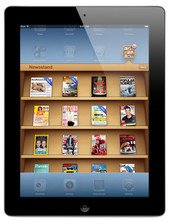 Apple iPad 32GB LTE Black (3 поколение)