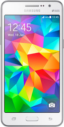 Samsung Galaxy Grand Prime VE Duos White [G531H/DS]