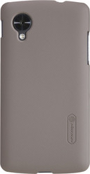 Nillkin Super Frosted Shield Brown для LG Nexus 5
