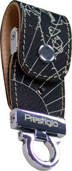 Prestigio Leather Flash Black Map 16 Гб (PLDF16MPBKA)