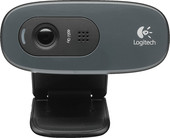 Logitech HD Webcam C270 черный [960-001063]