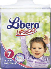 Libero Up&Go XL Plus 7 (12 шт)