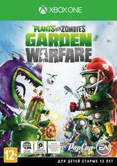 Plants vs. Zombies Garden Warfare для Xbox One