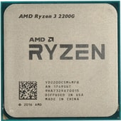 AMD Ryzen 3 2200G (BOX)