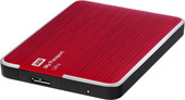 WD My Passport Ultra 2TB Red (WDBBUZ0020BRD)