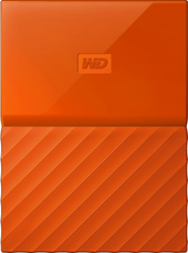 WD My Passport 4TB [WDBYFT0040BOR]