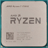 AMD Ryzen 7 1700X (BOX)