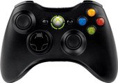 Microsoft Wireless Controller Xbox 360 + Play & Charge Kit