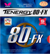 Butterfly Tenergy 80FX
