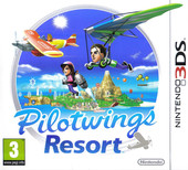 Pilot Wings Resort для Nintendo 3DS