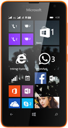 Отзывы о Microsoft Lumia 430 Dual SIM Orange