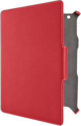 Belkin iPad 2/3/4 Fitted Folio Red (F8N764cwC01)