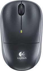 Logitech Wireless Mouse M215 Dark (910-003163)