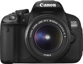 Canon EOS 650D Double Kit 18-55mm IS II + 55-250 IS II