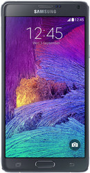 Samsung Galaxy Note 4 Charcoal Black [N910C]