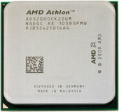 AMD Athlon X2 Dual-Core 5200+ (AD5200OCK22GM)