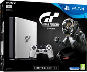 Sony PlayStation 4 Slim Limited Edition Gran Turismo Sport 1TB