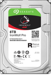 Seagate Ironwolf 8TB [ST8000VN0022]