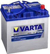 Отзывы о Varta Blue Dynamic D47 560 410 054 (60 А/ч)