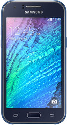 Samsung Galaxy J1 Blue [J100H/DS]