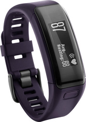 Garmin vivosmart HR Purple