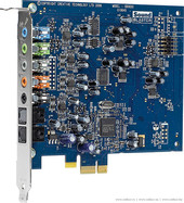 Creative PCI Express X-Fi Xtreme Audio (SB1040)