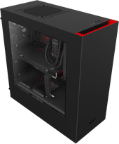 NZXT S340 Black/Red [CA-S340MB-GR]
