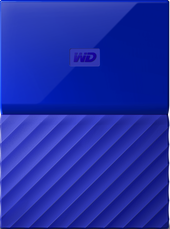 WD My Passport 1TB [WDBBEX0010BBL]
