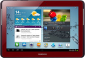 Samsung Galaxy Tab 2 10.1 16GB 3G Garnet Red (GT-P5100)