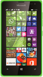 Microsoft Lumia 532 Green