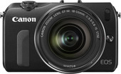 Canon EOS M Double Kit 18-55mm IS STM + 22mm STM