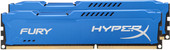 Kingston HyperX Fury Blue 2x4GB KIT DDR3 PC3-10600 (HX313C9FK2/8)