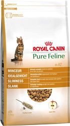 Royal Canin Pure Feline Slimness 3 кг