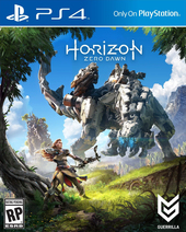Horizon: Zero Dawn для PlayStation 4