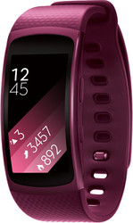 Samsung Gear Fit 2 (розовый) [SM-R360]