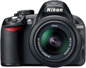 Nikon D3100 Double Kit 18-55mm VR + 35mm