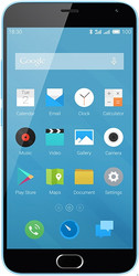 Отзывы о MEIZU M2 Note 16GB Blue