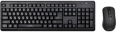 Oklick 270M Wireless Keyboard & Optical Mouse