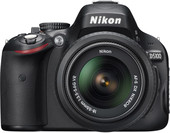 Nikon D5100 Double Kit 18-55mm VR + 55-300mm VR