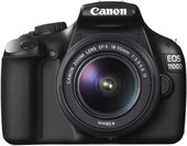 Canon EOS 1100D Double Kit 18-55mm III + 75-300mm III