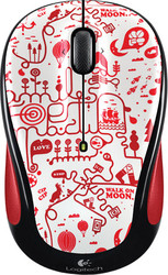 Logitech M325 Red Smile (910-003028)