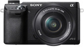 Sony Alpha NEX-6L Kit 16-50mm