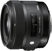 Sigma 30mm F1.4 DC HSM Art Sony A