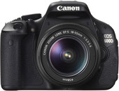 Canon EOS 600D Kit 18-55 IS STM