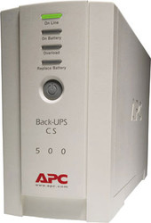 APC Back-UPS CS 500VA (BK500-RS)