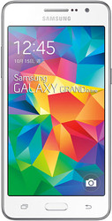 Samsung Galaxy Grand Prime White [G530Y]