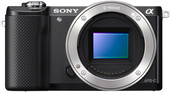 Sony Alpha a5000 Body (ILCE-5000)